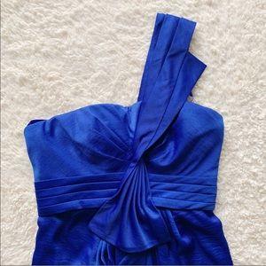 BCBG Max Azria Blue Dress